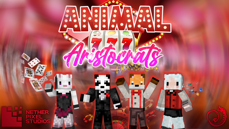 Animal Aristocrats on the Minecraft Marketplace by Netherpixel