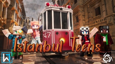 Istanbul Teens on the Minecraft Marketplace by Waypoint Studios
