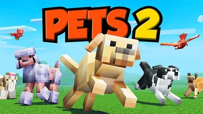 Pets 2 on the Minecraft Marketplace by Team Vaeron