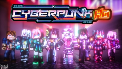 Cyberpunk HD on the Minecraft Marketplace by LinsCraft