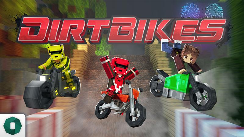 DIRTBIKES by Octovon - Minecraft Marketplace