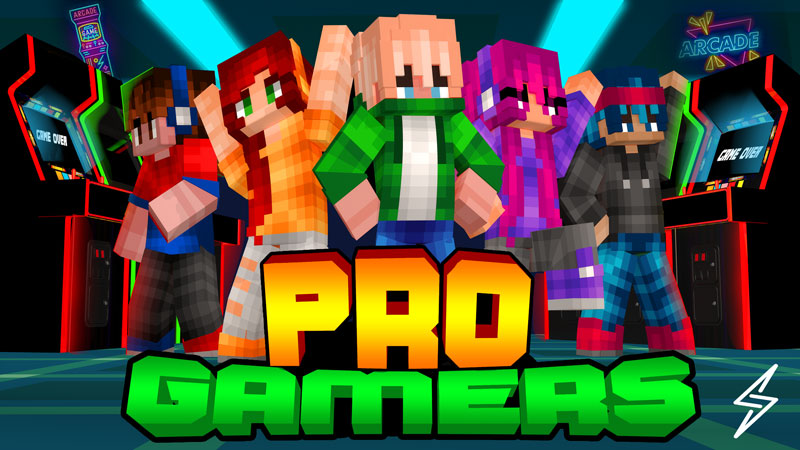 Pro Gamers on the Minecraft Marketplace by Senior Studios