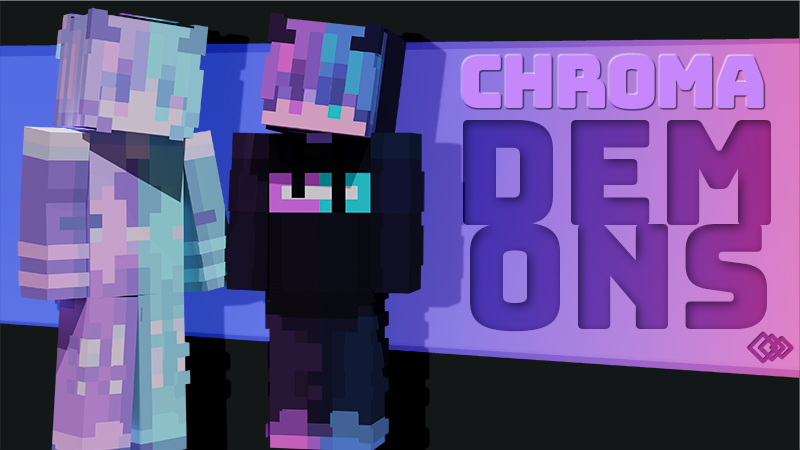 Chroma Demons on the Minecraft Marketplace by Tetrascape