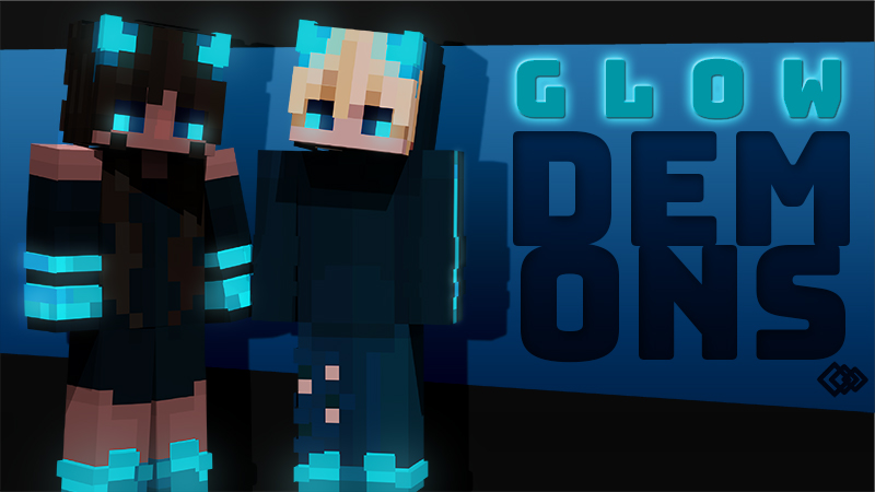 Glow Demons on the Minecraft Marketplace by Tetrascape