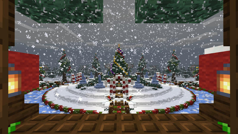 Sleds on the Minecraft Marketplace by BLOCKLAB Studios