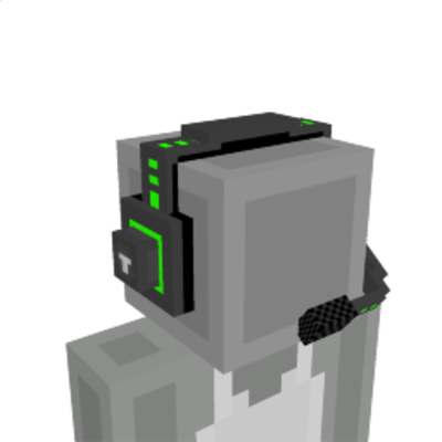 Gamer Headset on the Minecraft Marketplace by MobBlocks