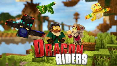 Dragon Riders on the Minecraft Marketplace by Mineplex