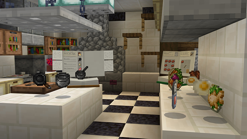 Pam's HarvestCraft: Food Core by Pathway Studios