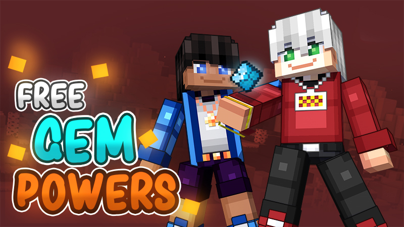 Free Gem Powers on the Minecraft Marketplace by Dark Lab Creations