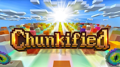 Chunkified on the Minecraft Marketplace by Dig Down Studios