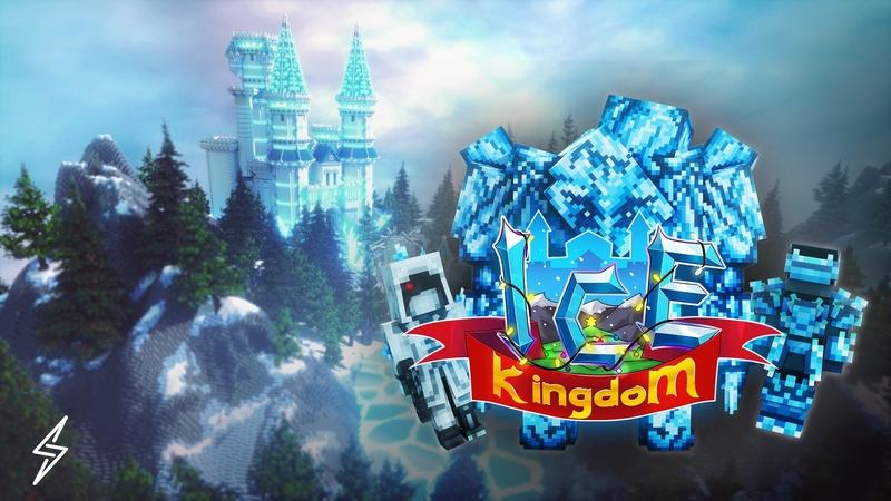 Ice Kingdom on the Minecraft Marketplace by Senior Studios