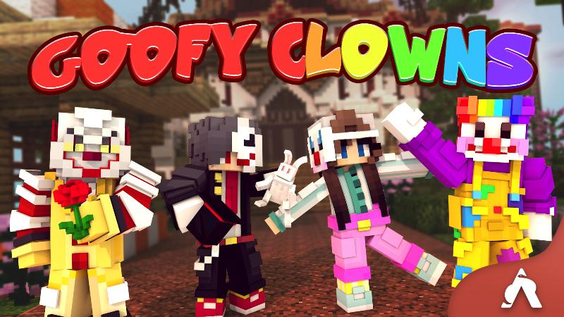 Goofy Clowns on the Minecraft Marketplace by Atheris Games