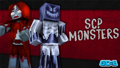 SCP Monsters on the Minecraft Marketplace by GoE-Craft