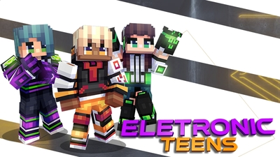 Electronic Teens on the Minecraft Marketplace by Dark Lab Creations