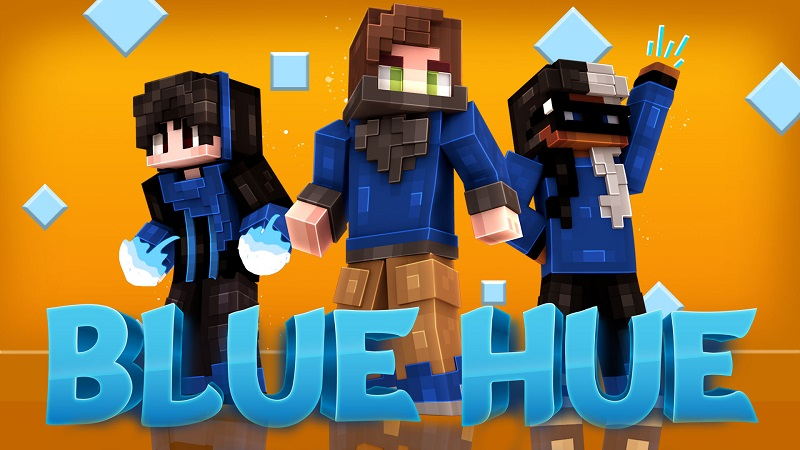 Blue Hue on the Minecraft Marketplace by Nitric Concepts