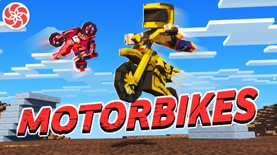 Motorbikes on the Minecraft Marketplace by Everbloom Games