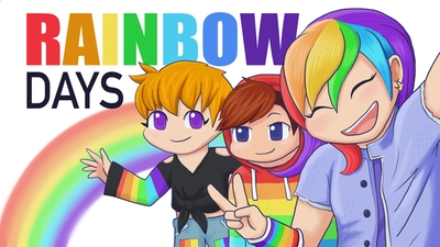 Rainbow Days on the Minecraft Marketplace by BBB Studios