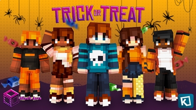 Trick or Treat on the Minecraft Marketplace by Black Arts Studios
