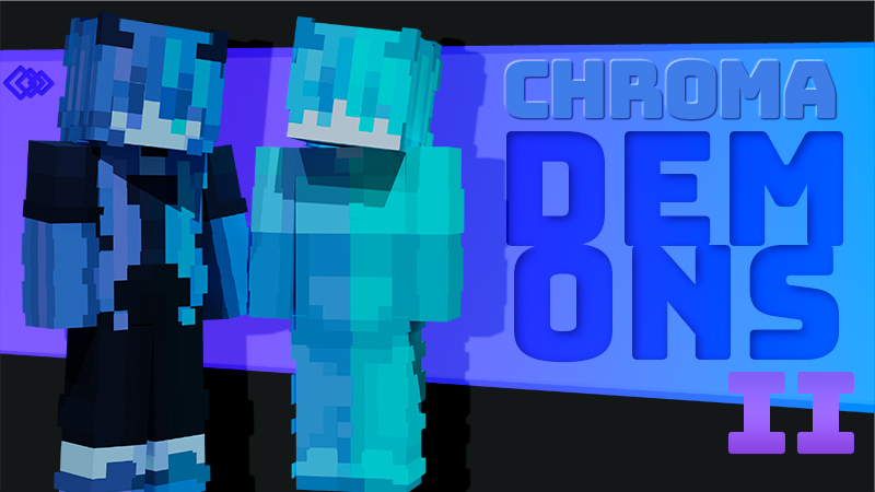 Chroma Demons 2 on the Minecraft Marketplace by Tetrascape