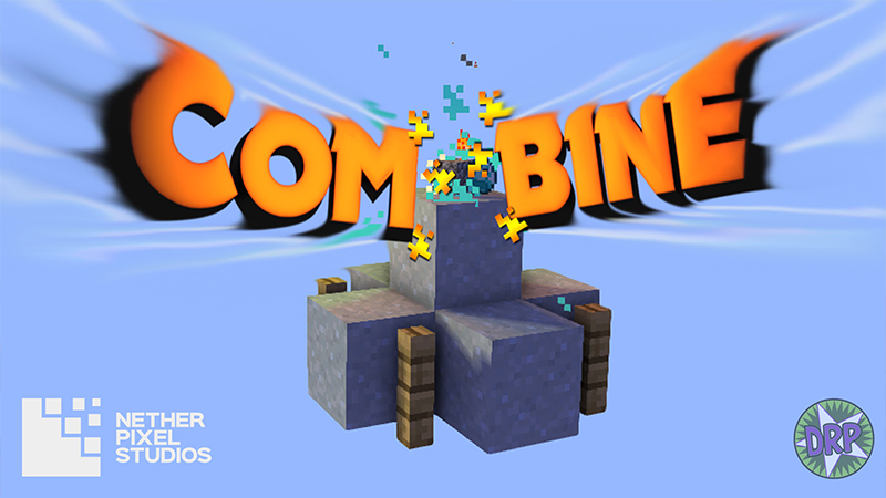 Combine on the Minecraft Marketplace by Netherpixel