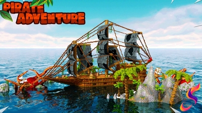 Pirate Adventure on the Minecraft Marketplace by Fall Studios