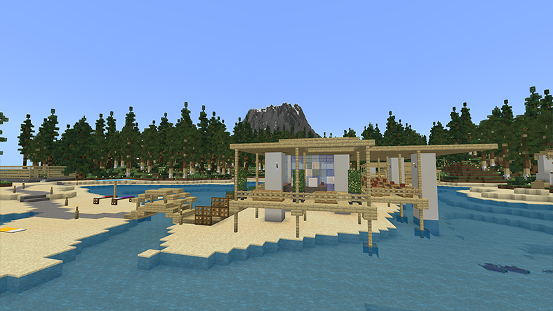 Summer Island by Project Moonboot