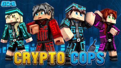 Crypto Cops on the Minecraft Marketplace by GoE-Craft