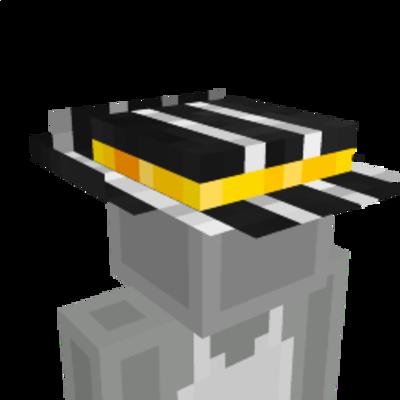 Pinstripe Fedora on the Minecraft Marketplace by Double DJ Studios