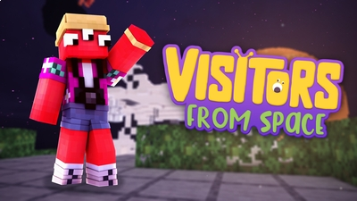Visitors from Space on the Minecraft Marketplace by Impulse