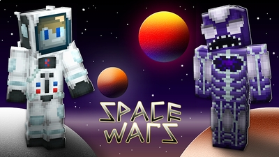Space Wars on the Minecraft Marketplace by The Lucky Petals