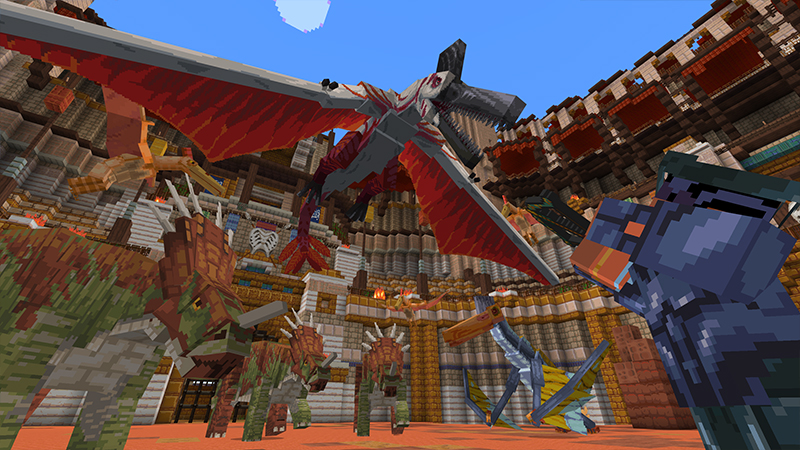 Dinosaur Arena by Cyclone
