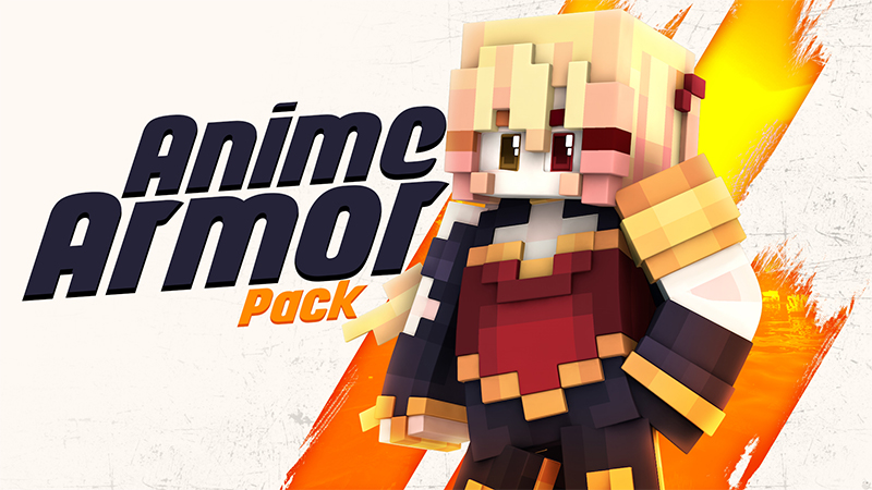 Anime Armor Pack on the Minecraft Marketplace by Glowfischdesigns