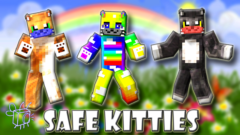 Safe Kitties on the Minecraft Marketplace by Blu Shutter Bug