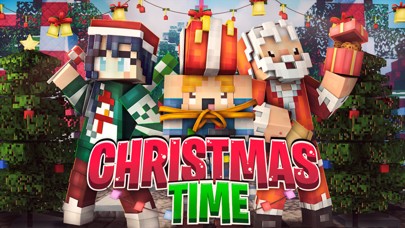 Christmas Time on the Minecraft Marketplace by BBB Studios