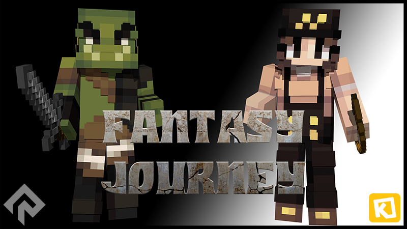 Fantasy Journey on the Minecraft Marketplace by RareLoot