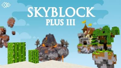 Skyblock Plus 3 on the Minecraft Marketplace by Tetrascape
