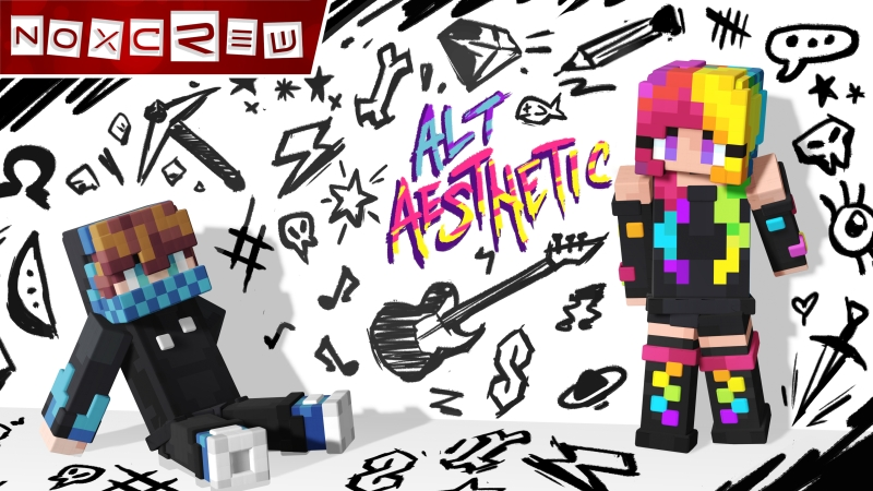 Alt Aesthetic on the Minecraft Marketplace by Noxcrew
