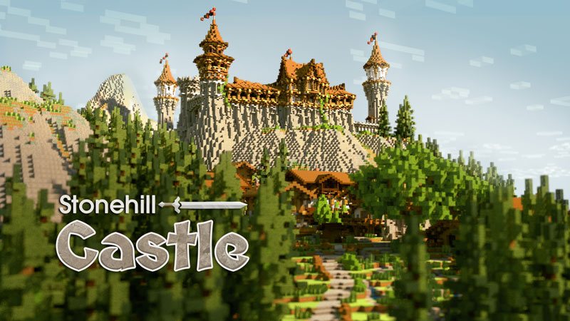 Stonehill Castle on the Minecraft Marketplace by Norvale