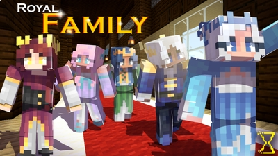 Royal Family on the Minecraft Marketplace by Hourglass Studios