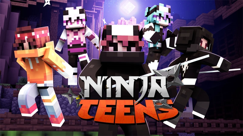 Ninja Teens on the Minecraft Marketplace by Kubo Studios