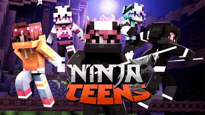 Ninja Teens on the Minecraft Marketplace by Kubo Studios