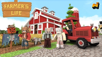 Farmers Life on the Minecraft Marketplace by Mineplex