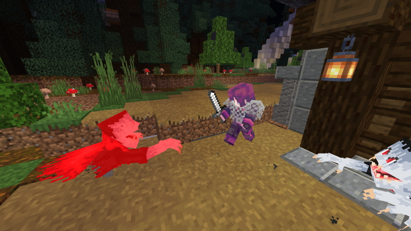 Ghastly Vampires by CubeCraft Games