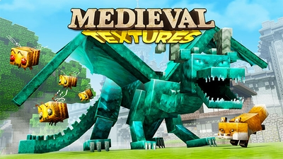 Medieval Texture Pack on the Minecraft Marketplace by Gamemode One