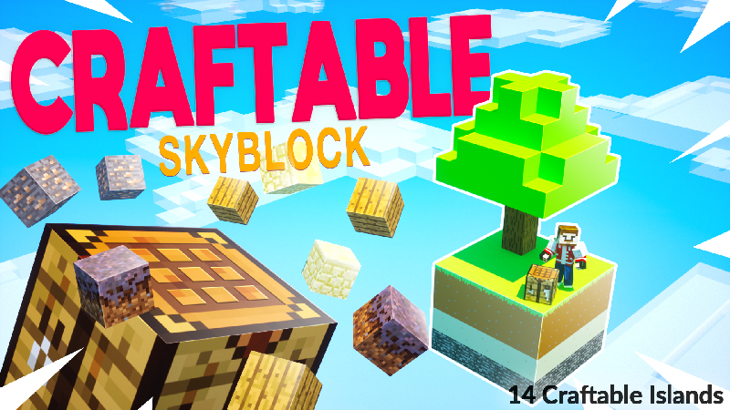 CRAFTABLE SKYBLOCK on the Minecraft Marketplace by Chunklabs
