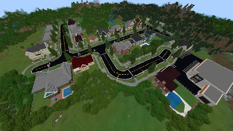 Millionaire Row by MobBlocks