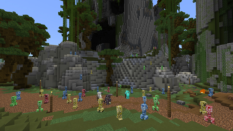 Creeper Island by Enchanted