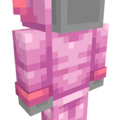 Axolotl Onesie on the Minecraft Marketplace by Spark Universe