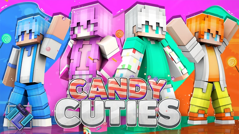 Candy Cuties on the Minecraft Marketplace by PixelOneUp