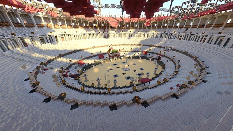 Colosseum RTX by Nvidia
